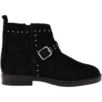 Zapatos Niños Botas de caña baja Grunland PO1427 Negro