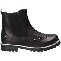 Zapatos Niños Botas de caña baja Melania ME6600F8I.A Negro