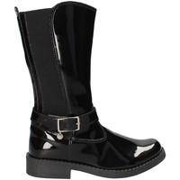 Zapatos Niños Botas de caña baja Melania ME2800D8I.A Negro