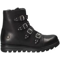 Zapatos Niños Botas de caña baja Melania ME6614F8I.A Negro