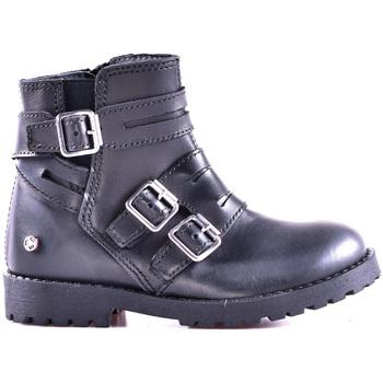 Zapatos Niños Botas de caña baja Melania ME2010D8I.B Negro