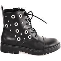 Zapatos Niños Botas de caña baja Joli JL0010S0039J Negro