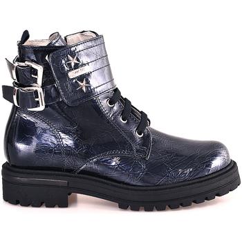 Zapatos Niños Botas de caña baja Balducci LEGER906 Azul