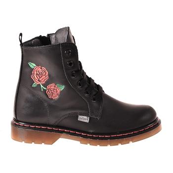 Zapatos Niños Botas de caña baja Melania ME6636F8I.A Negro