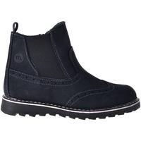 Zapatos Niños Botas de caña baja Melania ME6603F8I.E Azul