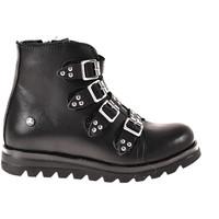 Zapatos Niños Botas de caña baja Melania ME2614D8I.A Negro