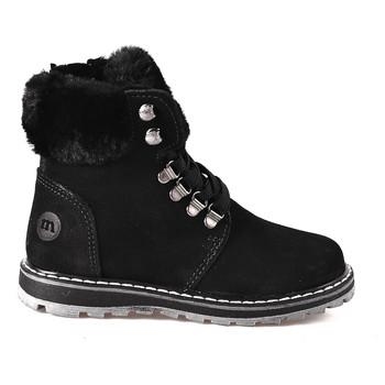 Zapatos Niños Botas de caña baja Melania ME2635D8I.A Negro