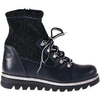 Zapatos Niños Botas de caña baja Melania ME6640F8I.A Azul