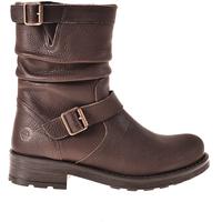 Zapatos Niños Botas de caña baja Melania ME6843F8I.B Marrón