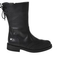 Zapatos Niños Botas de caña baja Melania ME2026D8I.D Negro
