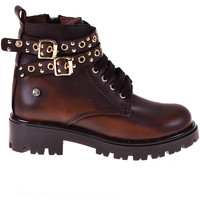 Zapatos Niños Botas de caña baja Melania ME2630D8I.D Marrón