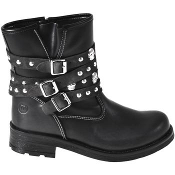 Zapatos Niños Botas de caña baja Melania ME6846F8I.B Negro
