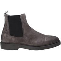 Zapatos Hombre Botas de caña baja Marco Ferretti 172146MF Gris