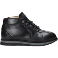 Zapatos Hombre Botas de caña baja Exton 771 Negro