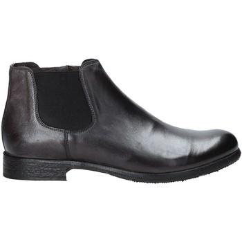 Zapatos Hombre Botas de caña baja Exton 3117 Gris