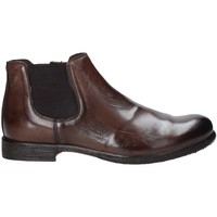 Zapatos Hombre Botas de caña baja Exton 3117 Marrón