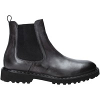 Zapatos Hombre Botas de caña baja Exton 9059 Gris