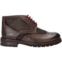 Zapatos Hombre Botas de caña baja Exton 63 Marrón