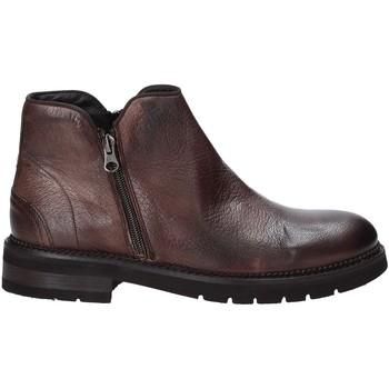 Zapatos Hombre Botas de caña baja Exton 25 Marrón