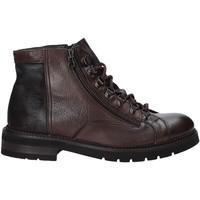 Zapatos Hombre Botas de caña baja Exton 28 Marrón
