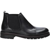 Zapatos Hombre Botas de caña baja Exton 65 Negro