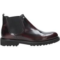 Zapatos Hombre Botas de caña baja Exton 465 Rojo
