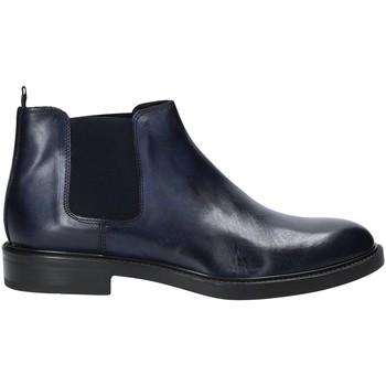 Zapatos Hombre Botas de caña baja Rogers 1104_4 Azul