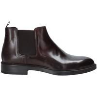 Zapatos Hombre Botas de caña baja Rogers 1104_4 Marrón
