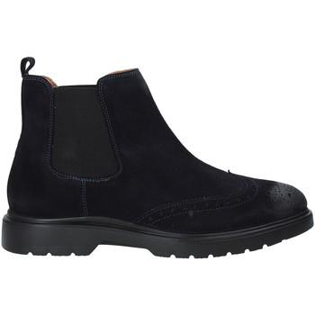 Zapatos Hombre Botas de caña baja Impronte IM92006A Azul