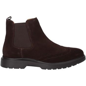 Zapatos Hombre Botas de caña baja Impronte IM92006A Marrón