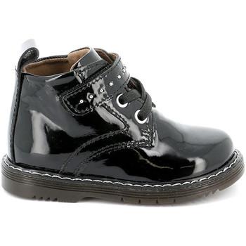 Zapatos Niños Botas de caña baja Grunland PP0265 Negro