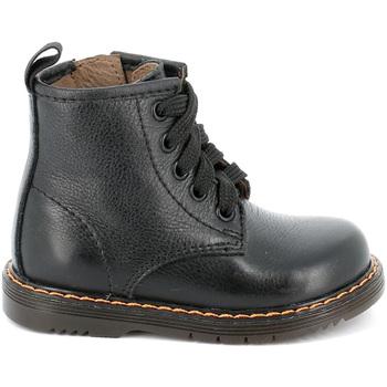 Zapatos Niños Botas de caña baja Grunland PP0255 Negro