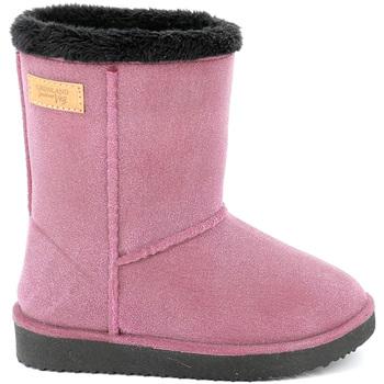 Zapatos Niños Botas de nieve Grunland DO0294 Rojo
