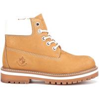 Zapatos Niños Botas de caña baja Lumberjack SG50501 001 D01 Amarillo