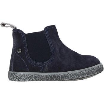 Zapatos Niños Botas de caña baja Melania ME0910A9I.A Azul
