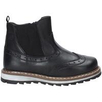 Zapatos Niños Botas de caña baja Melania ME2603D9I.A Negro