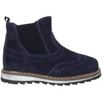 Zapatos Niños Botas de caña baja Melania ME2603D9I.B Azul