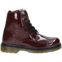 Zapatos Niños Botas de caña baja Melania ME6623F9I.A Rojo