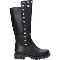 Zapatos Niños Botas de caña baja Miss Sixty W19-SMS680 Negro