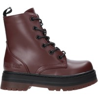 Zapatos Niños Botas de caña baja Sweet Years W19-SSK330 Rojo
