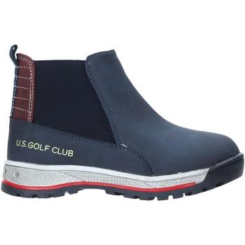 Zapatos Niños Botas de caña baja U.s. Golf W19-SUK525 Azul