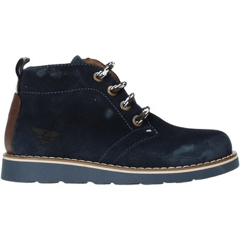 Zapatos Niños Botas de caña baja Primigi 4420100 Azul