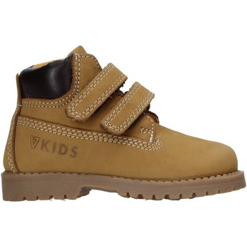 Zapatos Niños Botas de caña baja Valleverde 36801 Amarillo