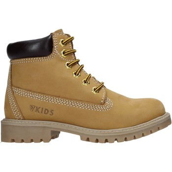 Zapatos Niños Botas de caña baja Valleverde 36803 Amarillo