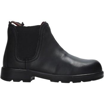 Zapatos Niños Botas de caña baja Valleverde 36830 Negro