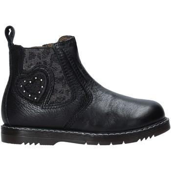Zapatos Niños Botas de caña baja Grunland PP0414 Negro