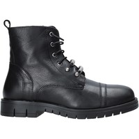 Zapatos Niños Botas de caña baja Grunland PO1504 Negro