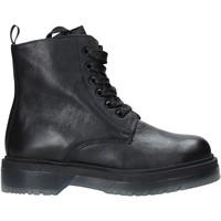 Zapatos Niños Botas de caña baja Grunland PO1493 Negro