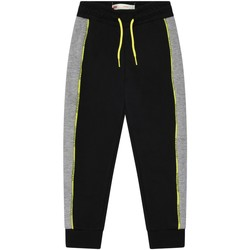 textil Niño Pantalones de chándal Levi's - Pantalone nero/grigio 8EB914-023 NERO