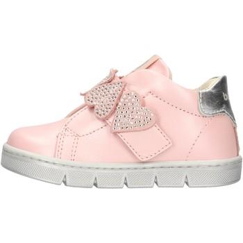 Zapatos Niña Zapatillas bajas Balducci - Polacchino rosa CITA 4005 ROSA